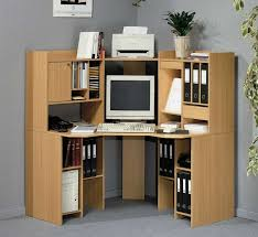 office desk cabinet m l shaped cream maple wood computer desk with hutch and filling cabinet having awesome glass corner office desk glass