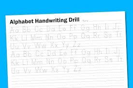 Handwriting Worksheets Kindergarten Worksheet K Grass Free Cursive ...