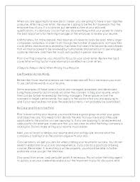 cover letter power words cover letter power words sample professional resume