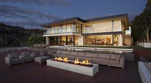 modern luxury house plans and designs and ultramodern sunset strip luxury estate by mcclean design