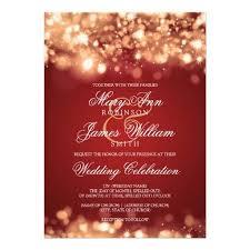 top 25 best christmas wedding invitations ideas on pinterest Wedding Invitations Christmas wedding sparkling lights gold card wedding invitations christian