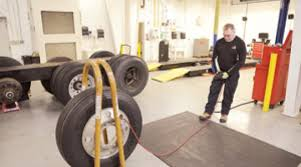 Staying Safe While Inflating Truck Tires