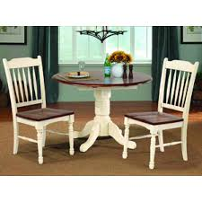 drop leaf dining table and 6 chairs. click image for gallery drop leaf dining table and 6 chairs c