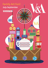 Look At The Future Of Graphic Design Victoria Albert Museum Illustrated Posters Designed By