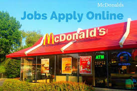 Mcdonalds Jobs Apply Online Hired Philippines