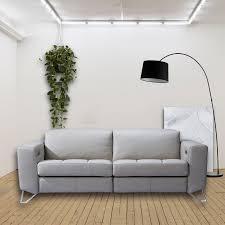 beyond furniture. APERTO LEATHER RECLINER 3 SEATER SOFA Beyond Furniture