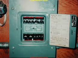 the federal pacific electric fpe stab lok® panel circuit breaker what if there are no labels on our fpe electric panel how can we tell if it is a stab lok® model