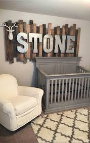 decorating ideas for baby room. DIY Rustic Nursery Ideas Decorating For Baby Room A