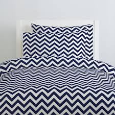 chevron duvet cover. Perfect Chevron White And Navy Zig Zag Duvet Cover Inside Chevron