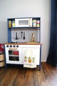 totz top ikea duktig kitchen super simple ikea hack making the duktig play kitchen prettier with a
