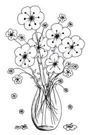 Small Picture Beautiful Flowers In A Beautiful Flowering Vase Coloring Pages