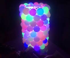 Ping Pong Fairy Lights Rgb Led Ping Pong Ball Lamp