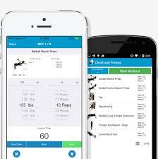 jetfit weight lifting app