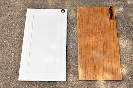 Kitchen Cabinet Upgrades Adorable Kitchen Hack DIY Shaker Style Cabinets Cherished Bliss