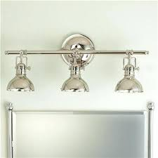 vanity light above mirror two different bathroom lights options for a woven pendant one over h55