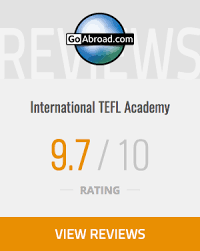 International Tefl Academy The Number 1 Reference In Tefl
