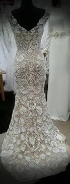 Crochet Wedding Dress Pattern Custom Crochet Wedding Dress Patterns Free Crochet Lace Wedding Dress