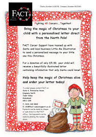 Personalised Letters From Santa Gateshead Local