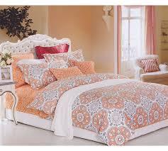 twin xl bedding. Contemporary Bedding Mandala Peach Twin Comforter  Oversized XL Bedding With Xl