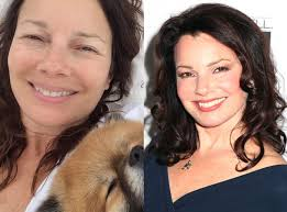 fran drescher from stars without makeup