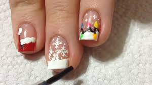 Nail Designs Pictures French Tip Christmas French Nail Creative And Trendy French Nails For