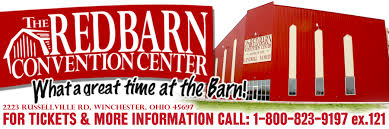 Image result for red barn convention center winchester