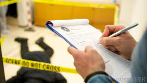 what is criminal profiling pictures criminal profiling looks for clues at crime scenes