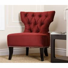 Burgundy Accent Chair Burgundy Accent Chair Accent Chair Pinterest Chairs With