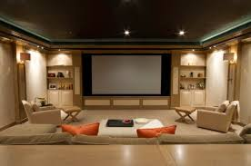 Small Picture 23 Ultra Modern and Unique Home Theater Design Ideas Style