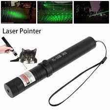 Bút Trỏ Laser 10 Dặm Sạc Được Đèn Xanh, Đèn Pin Đi Bộ Lazer 532NM Đèn Pin  Laser Chiếu Tia Laze