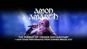 Watch Now: Movie Night with <b>Amon Amarth</b> on Knotfest.com - Knotfest