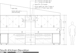 Horizontal Kitchen Wall Cabinets Design Strategies For Kitchen Hood Venting Build Blog