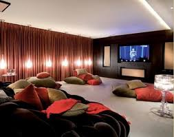 Small Home Theater Theatre Room Lighting Ideas Saveemail Theatre Room Lighting Ideas