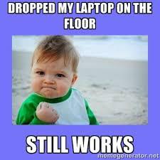 Baby fist | Meme Generator via Relatably.com