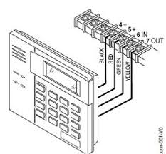 vista 20p installation guide act 5 keypad wiring diagram the ecp circuit is the communication path for data driven devices like keypads, internet communicators, relay modules, and wireless receivers