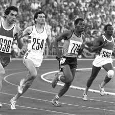 history of running