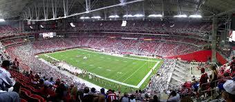 Arizona Cardinals Stadium 3d Seating Chart State Farm Stadium Seating Chart Map Seatgeek