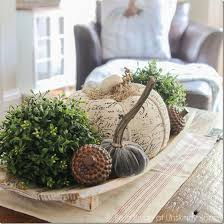 Dough Bowl Decorating Ideas Love that little scripted pumpkin There are literally TONS of 22