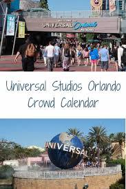 Orlando Crowd Calendar Walt Disney World