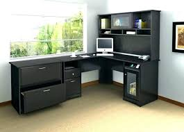 l shaped home office desks. L Shaped Office Desk Home With Hutch Throughout Idea 9 Uk Desks