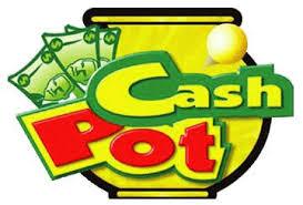 Cash Pot Winning Numbers Chart Pngline