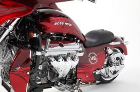 boss hoss cycles engine
