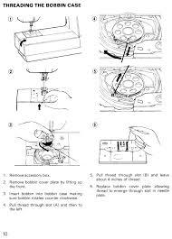 Kenmore Sewing Machine 158 Bobbin