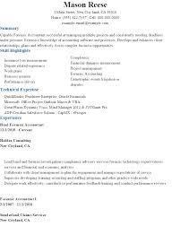 Accountant Resume John4279
