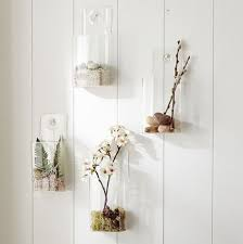beautiful wall mounted vases wall vases