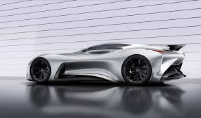 Introducing the INFINITI CONCEPT Vision Gran Turismo - gran ...