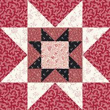 Sew Easy as Pie Rising Star Quilt Blocks - All About Scrap Quilts ... & Rising Star Quilt Block Adamdwight.com