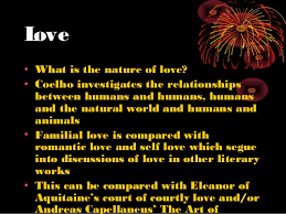 the alchemist 12 love • what is the