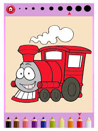 Download train coloring for android on aptoide right now! Train Coloring Game For Kids Kids Learning Game App Price Drops