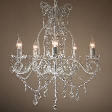 french provincial lighting. French Provincial Chandelier Large Shabby Paris Glass Crystal 5 Arm Lights NEW Lighting I